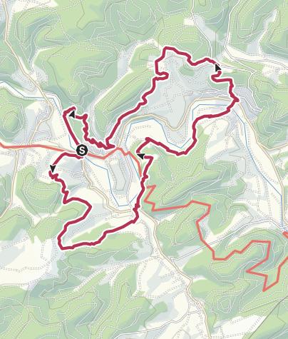 Map / Via Adrina
