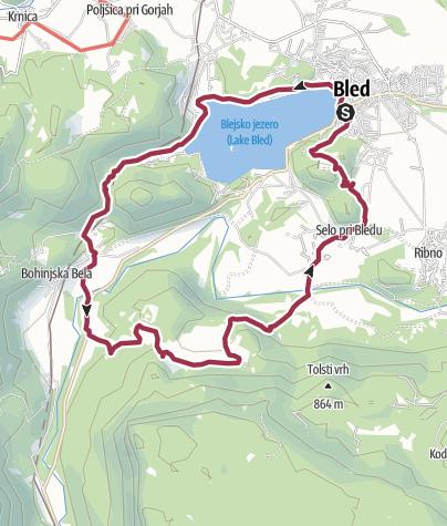 Karte / SLOVENIA-LKS-D5