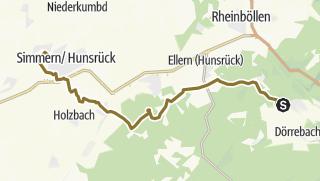 Map / Landessternritt Kümbdchen, 2. Tag