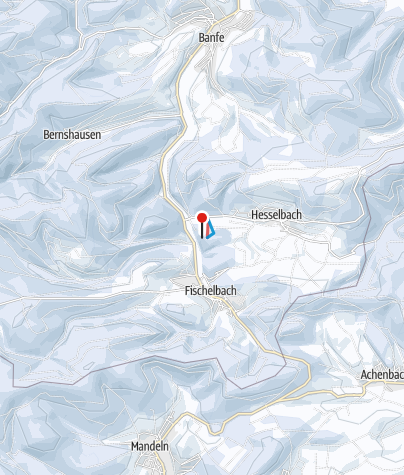 Map / Hesselbacher Gletscher