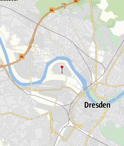 Karte / Landestourismusverband Sachsen e.V.