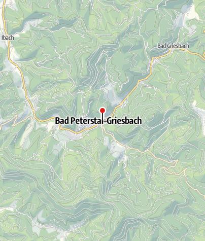 Karte / Tourist-Info Bad Peterstal