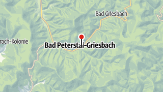 Map / Tourist-Info Bad Peterstal