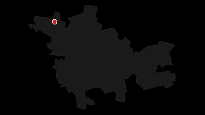 Karte / Wartburg bei Eisenach