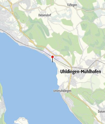 Karte / Hotel Seehalde