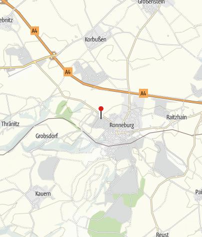 """Mapa / Caravanstellplatz """"Kühler Grund"""""""