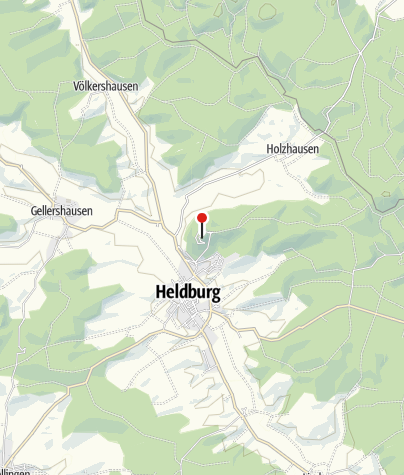 Map / Heldburg Fortress