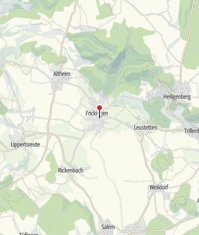 Karte / Landgasthof Paradies G***