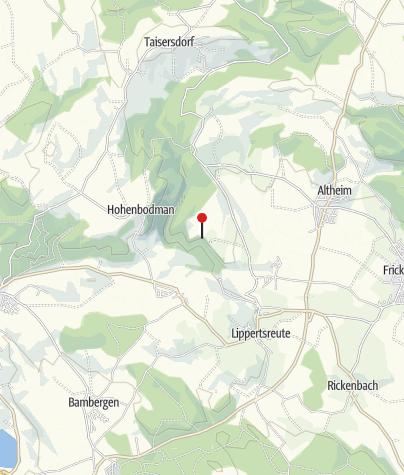 Karte / Wallfahrtskapelle Maria im Stein