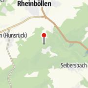 Map / Aussichtsturm Hochsteinchen
