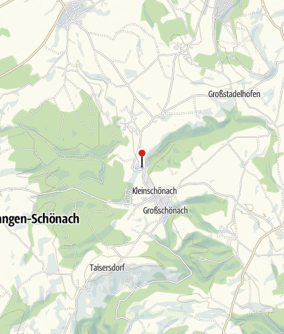 Karte / FeWo Hügelhof