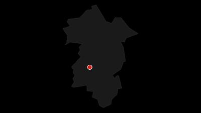 Karte / Café Bistro Rotwild im WildparkHaus