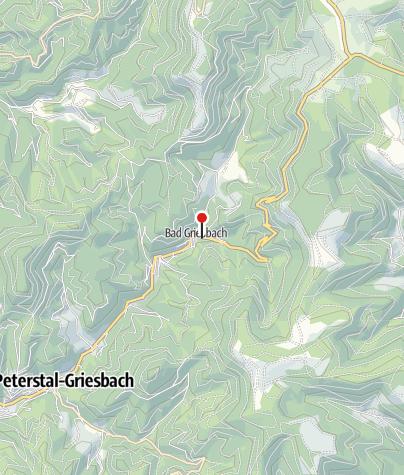 Map / Bad Griesb. Kurklinik St. Anna
