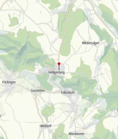 Karte / Gasthof Hosbein