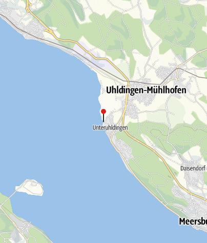 Karte / Pfahlbauten Unteruhldingen
