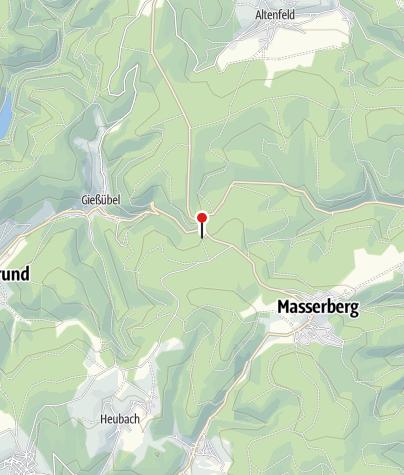 Map / Ausflugsgaststätte Triniusbaude