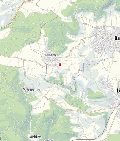 Karte / Parkplatz Hagen