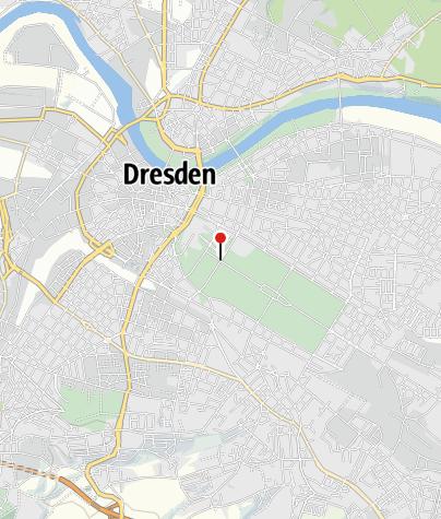 Karte / Großer Garten / Lennéstraße