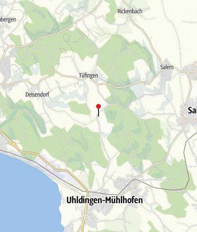 Karte / Schenke am Affenberg