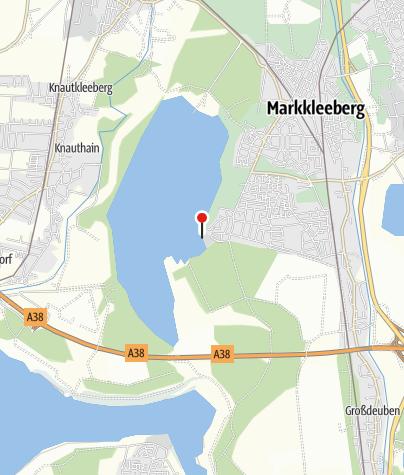 Mapa / Pier1 Biergarten