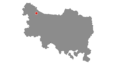 Map / EV13 Etappe 7: Retz - Laa