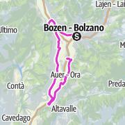 Map / Südtiroler Weinstraße