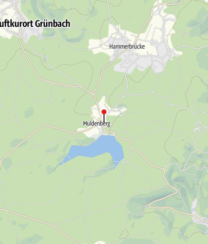 Mapa / Floßgrabensystem Muldenberg