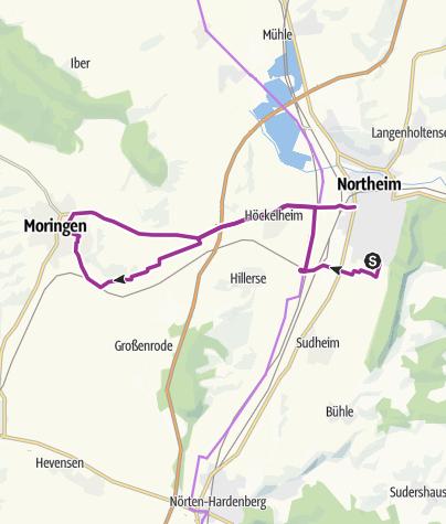 Karte / Radtour am 13. Juli 2020 um 14:56