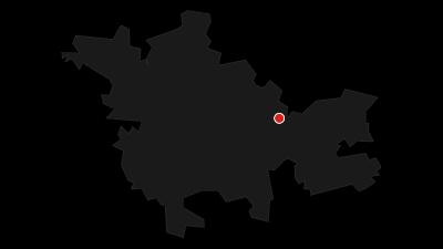 Karte / Fernwanderweg - Panoramaweg Schwarzatal - Rudolstadt / Schwarza - Thüringer Wald