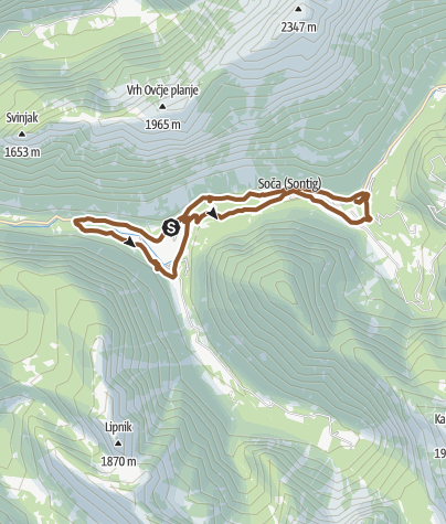 Map / Mountainbike am 26. August 2020 um 10:39
