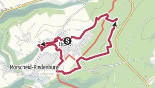 Map / Tour aus GPX-Track am 3. September 2020