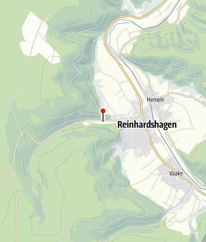 Karte / Parkplatz Veckerhagen L3229
