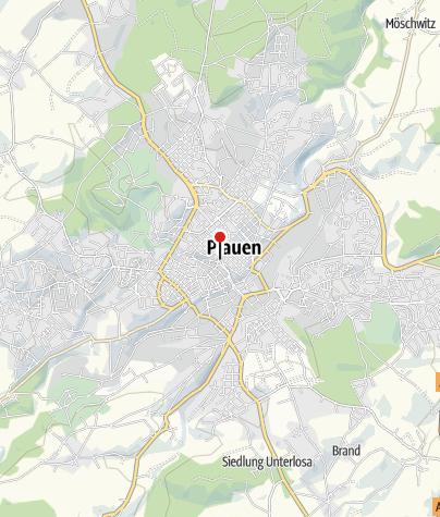 Map / Sparkasse Vogtland - Geldautomat Landratsamt