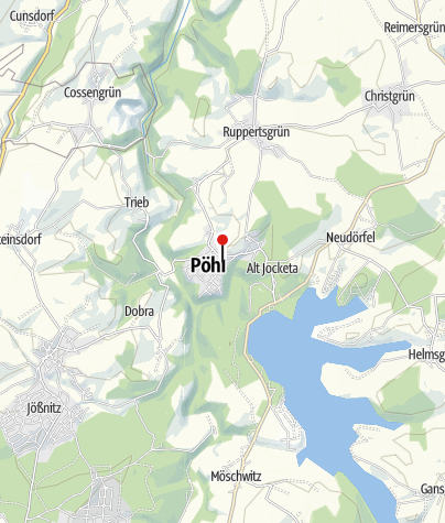 Karte / Sparkasse Vogtland - Mobile Sparkasse Jocketa
