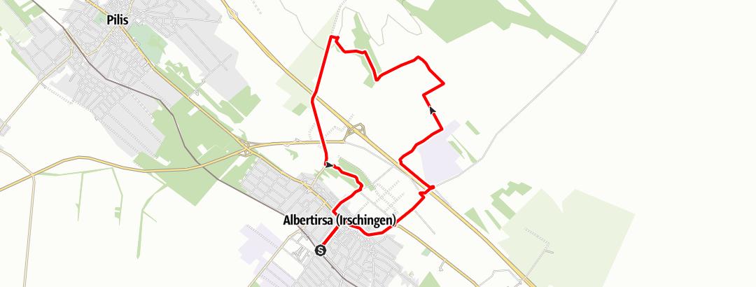 Térkép / Dolina 2020.12.26