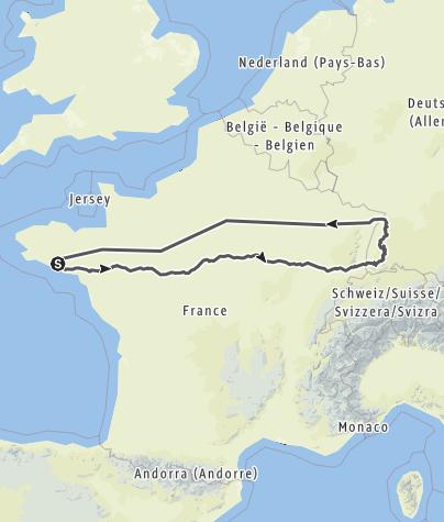 Map / bavière 2022