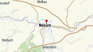 Karte / Information Schloss Nossen