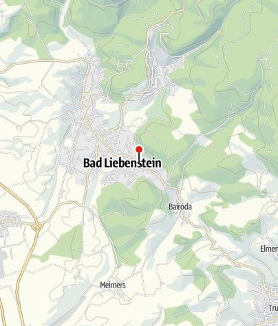 Map / Bad Liebenstein - Tourist-Information