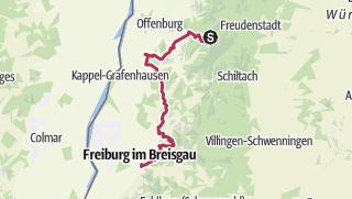 Map / Wanderung am 17.07.2021