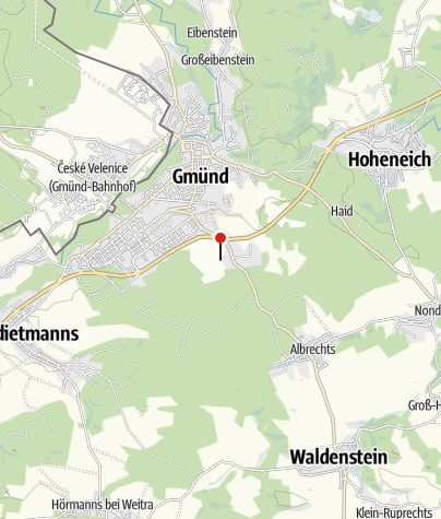 Map / Sole-Felsen-Bad Gmünd