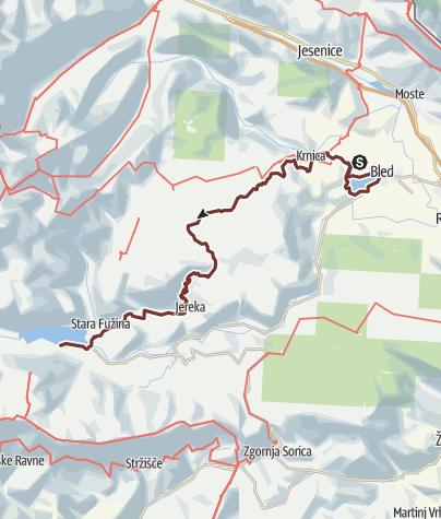 Map / Slovenia 2021 - Tappa 2