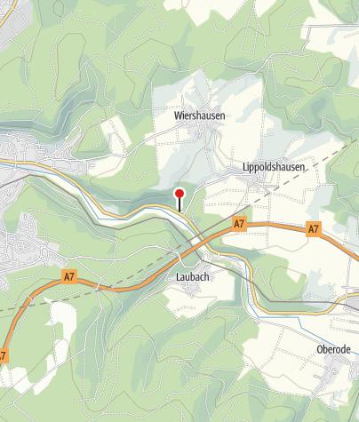 Karte / Gasthaus Letzter Heller