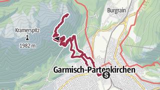 Karte / Zum Königstand