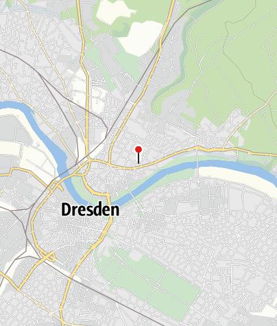 Map / Martin-Luther-Kirche Dresden
