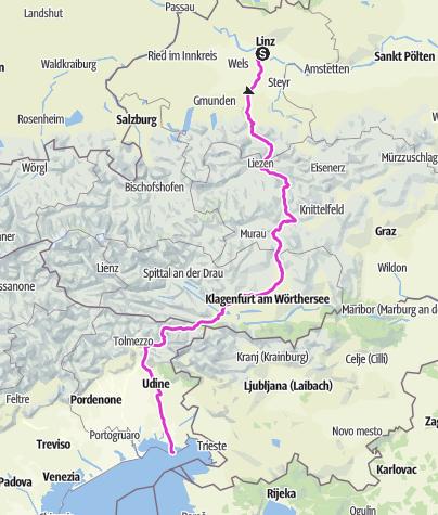 Map / Leonding - Grado COURSE