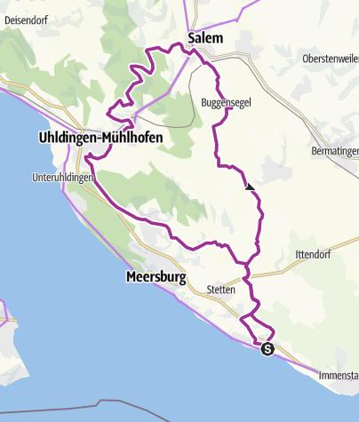 Karte / Martinsweiher