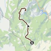 Map / CASA CU BLAZOANE - Basca Chiojdului - Lacul Vulturilor