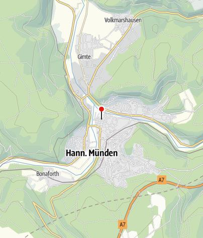 Karte / Gruppenspaß in Hann. Münden