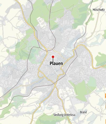 Map / Capitol-Kino Plauen