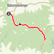 Map / Mátraverebély - Mátraháza (OKT-20.)